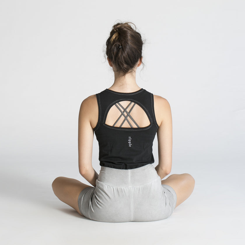 ripple yoga wear tops