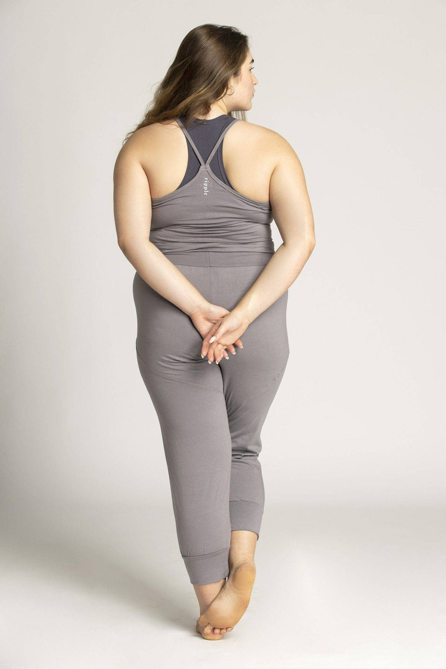 Yoga Jumpsuit - womens clothing - Ripple Yoga Wear