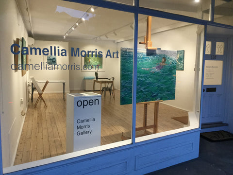 Camellia Morris Art located at Shop 1, 138 Spit Road Mosman
