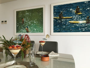 Camellia Morris limited edition prints in situ