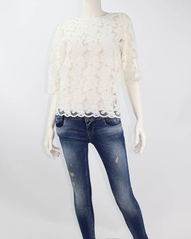 EDAWN Lace Top