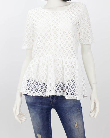 DIRA Lace Blouse