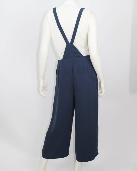 BROOKE Cropped Overall Pant