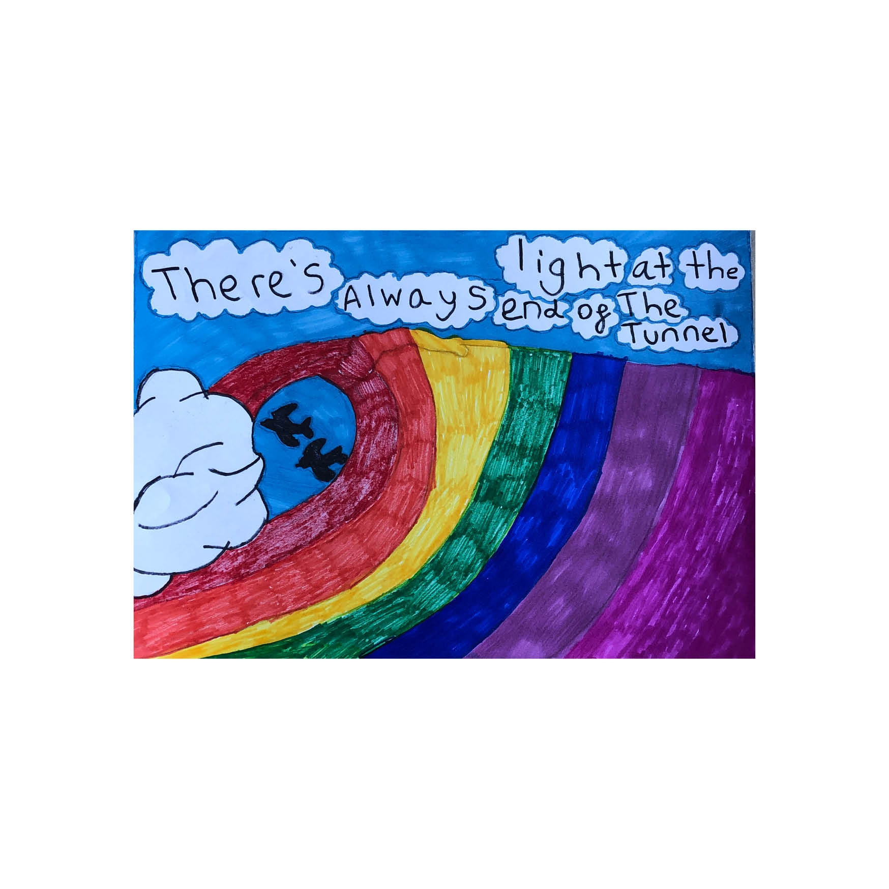 Miss Williams aged 11  - #FinisterreForNHS t-shirt design competition [Kids category]