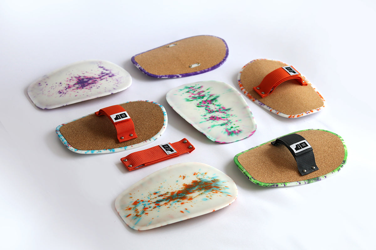 foam. x OTHERS recycled handplanes