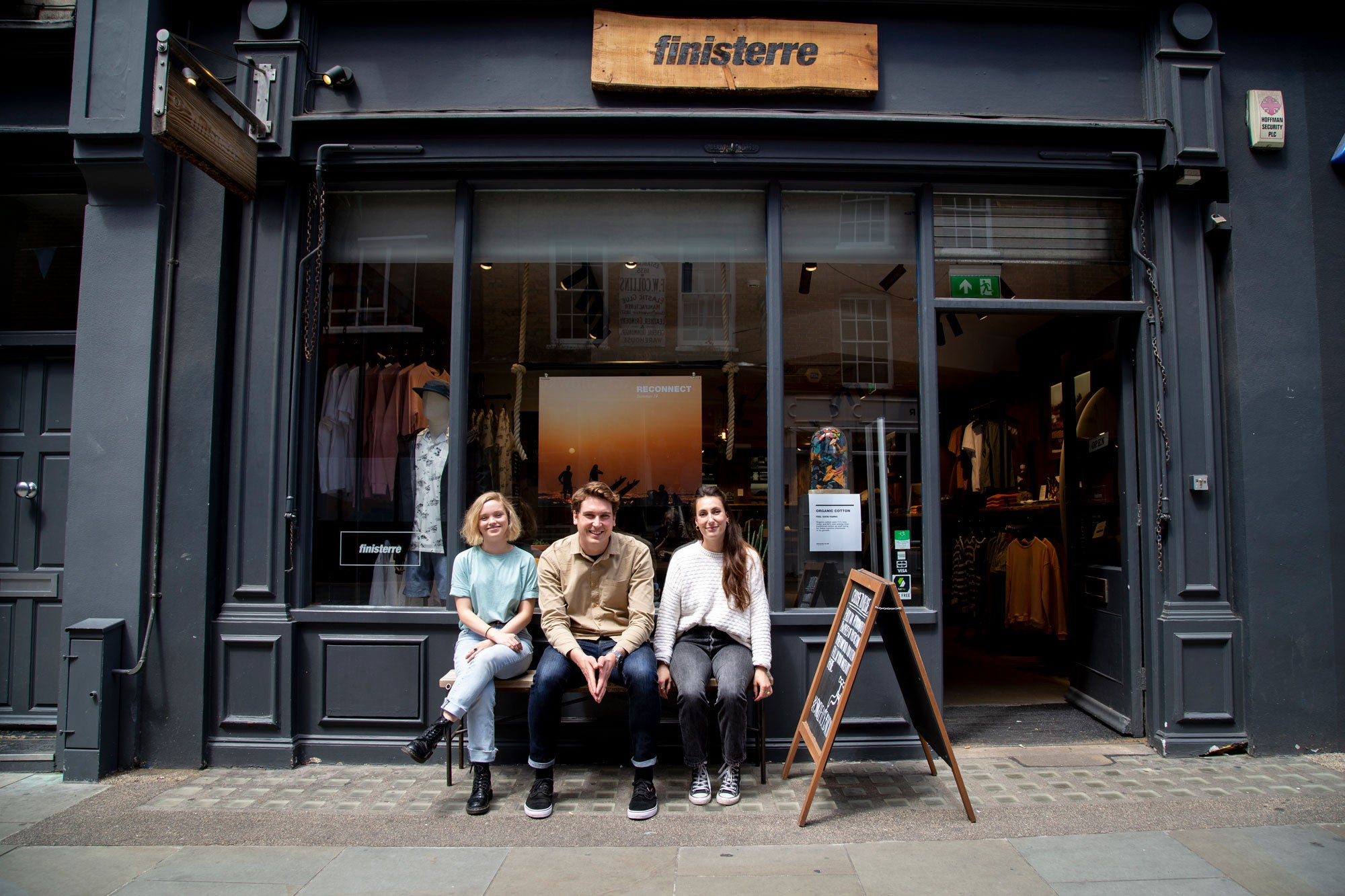 Finisterre Store London