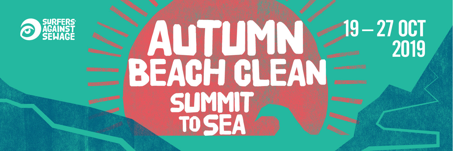 SAS Autumn beach clean summit to sea