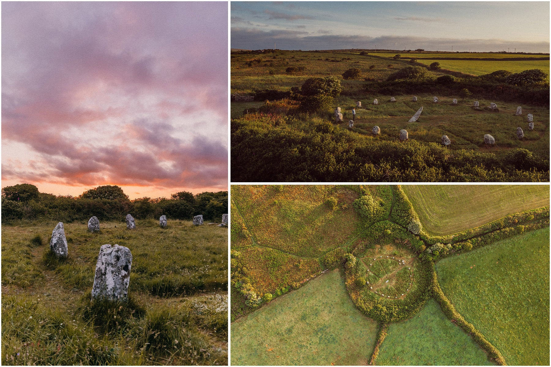 Different perspectives on the Boscawen-ûn stone circle in west penwith