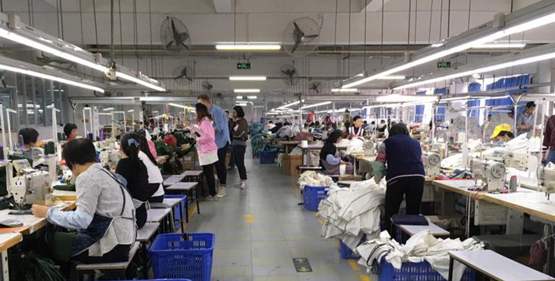 Union Apparel Finisterre Factory