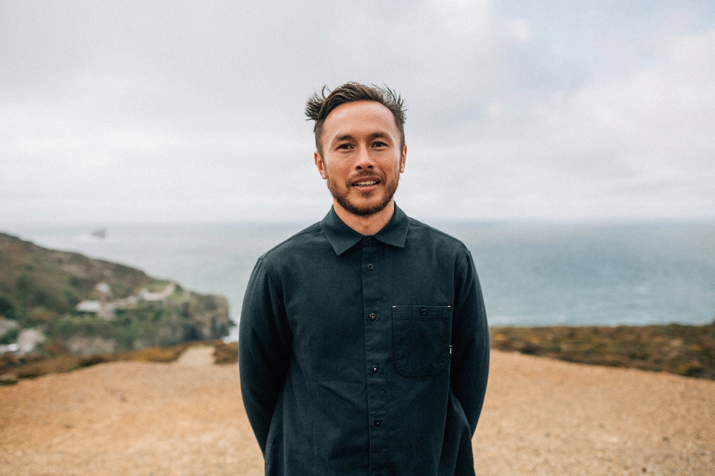 Paul Finnie, the manager of Finisterre Hawksfield
