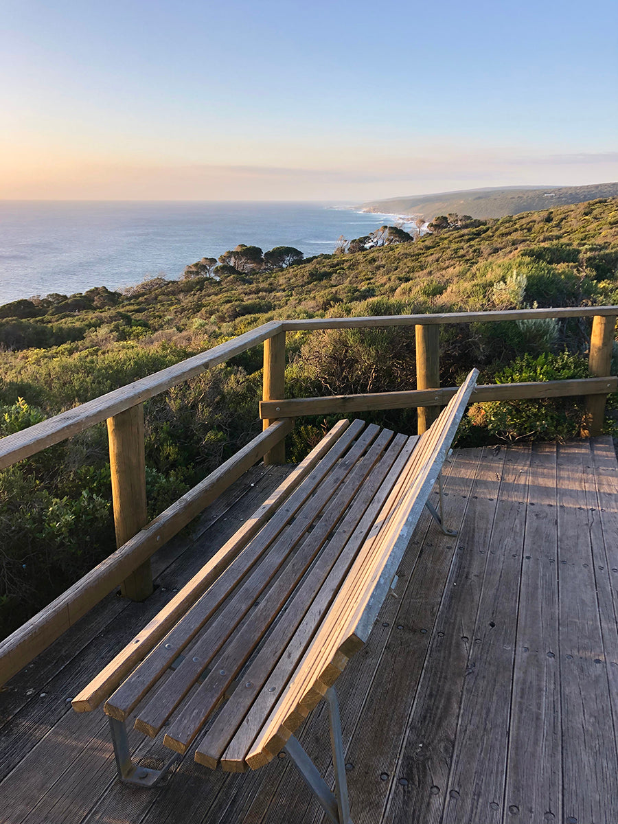 The Bench at Wilyabrup in Western Australia