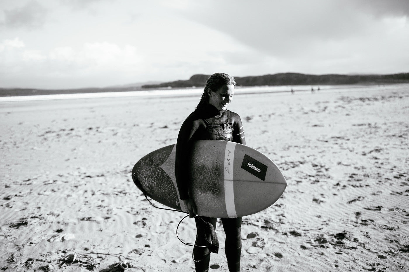British Cold Water Surf Company Finisterre Launch The Anatis' Water-Repellent Jean
