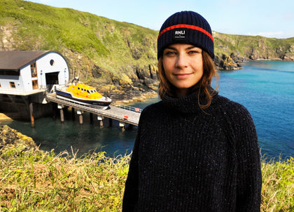RNLI Conister Roll Neck