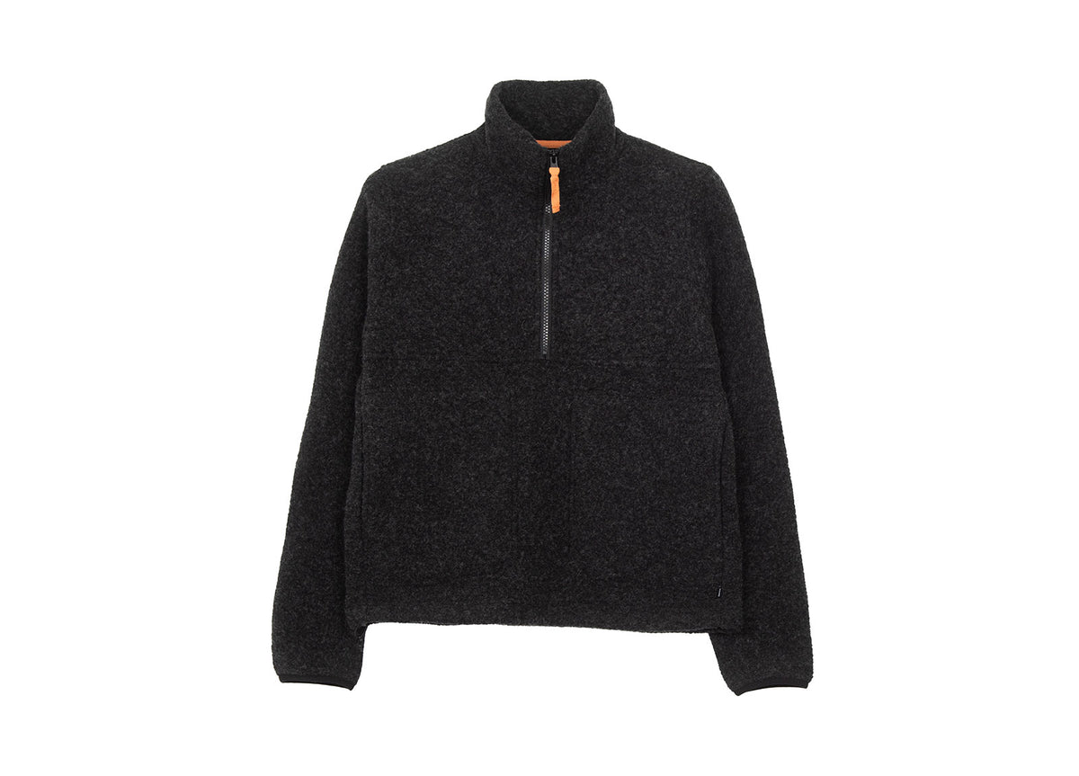 Budock Wool Smock Fleece