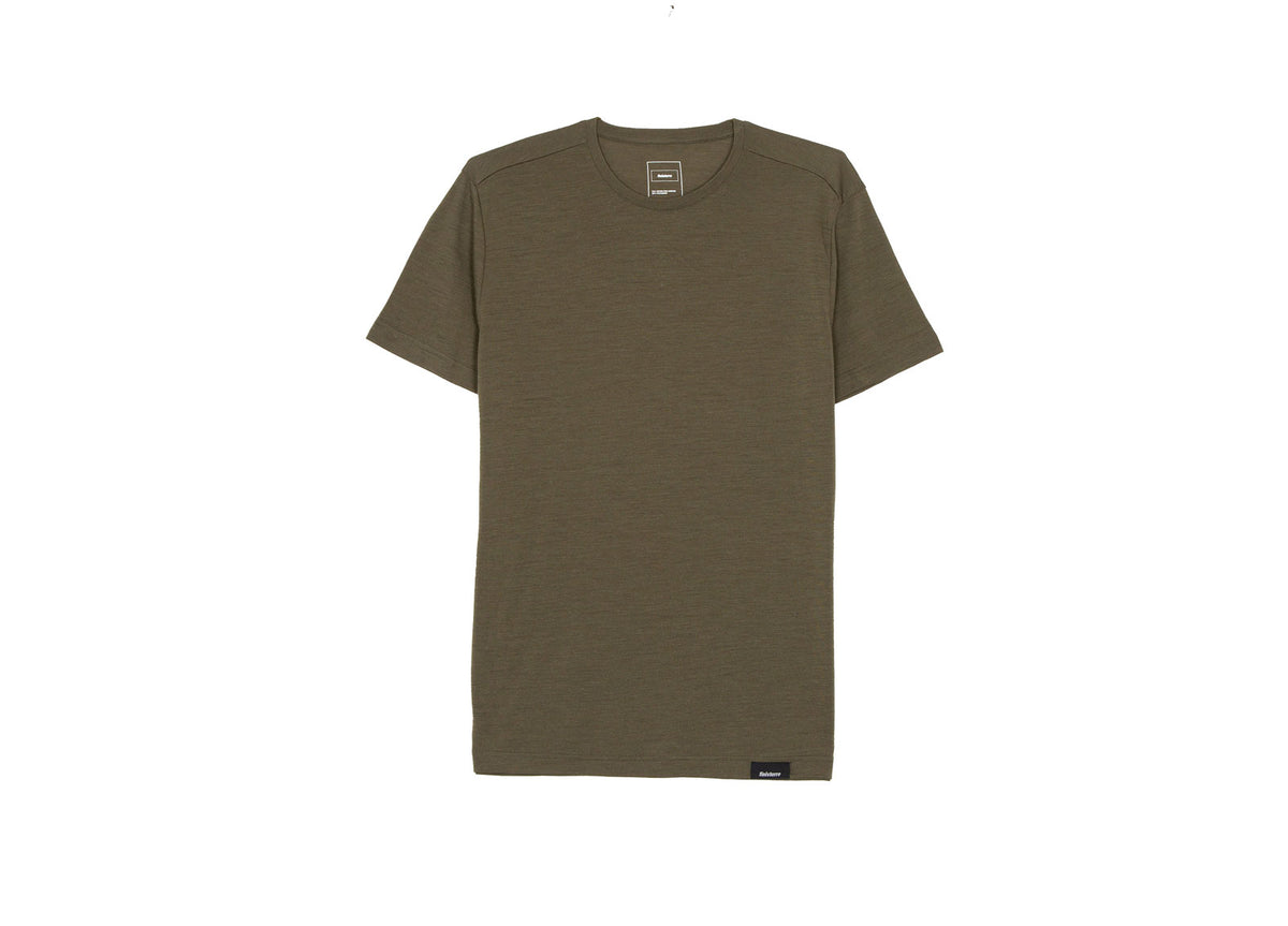 Eddy Short Sleeve Merino Wool Baselayer