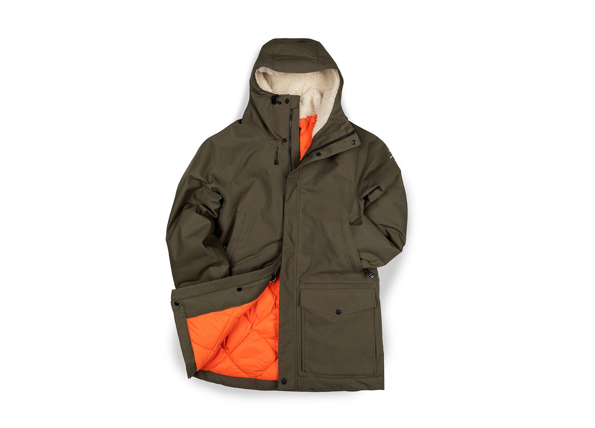 Vellus Waterproof Parka