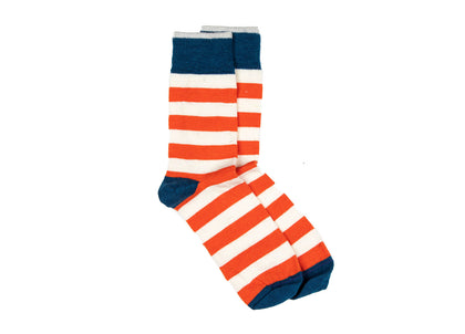 Last Long Striped Socks