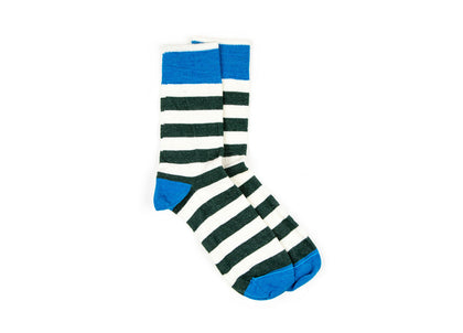 Last Long Striped Sock