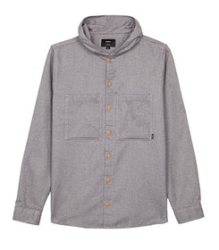 Tarow Hooded Shirt
