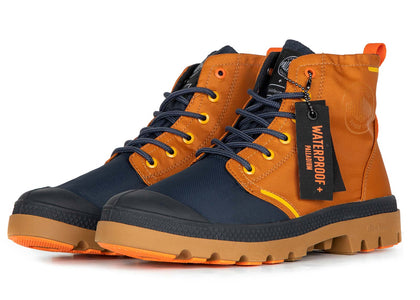 Palladium + Finisterre Pampa Recycled Boots