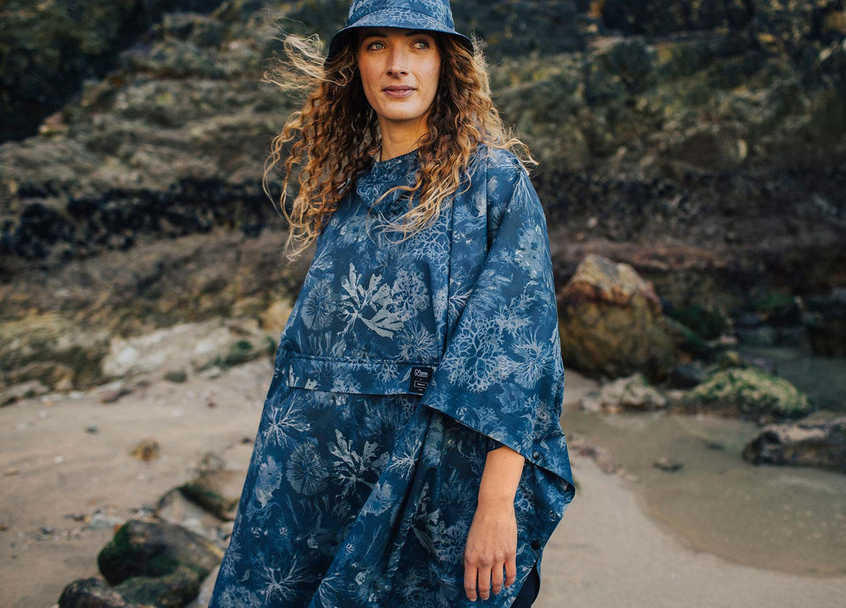 Unisex Adventure Poncho | Est. Dispatch 19th April