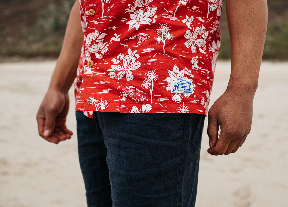Kernowaii Short Sleeve Shirt