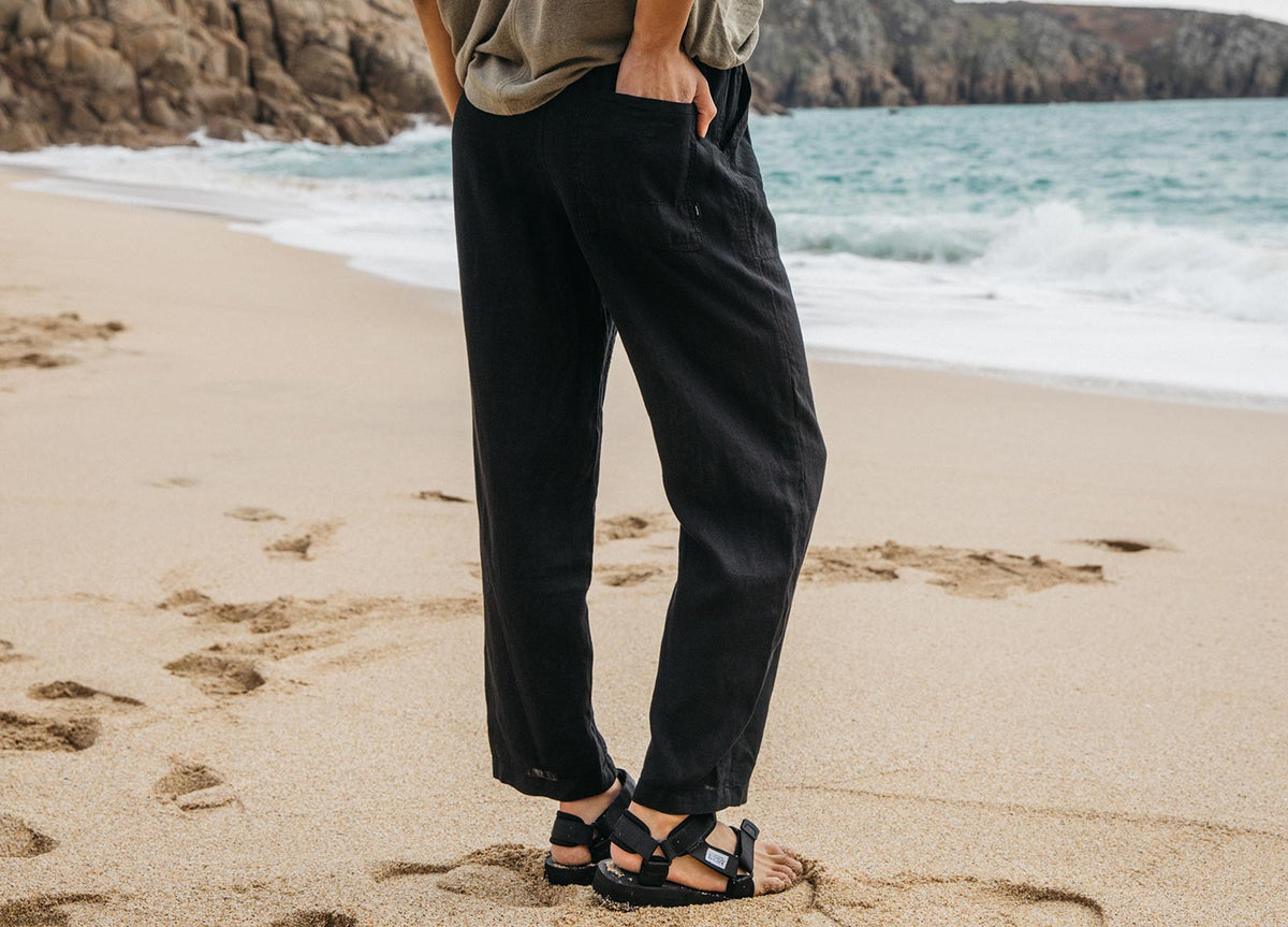 Fawkes Drawstring Trouser