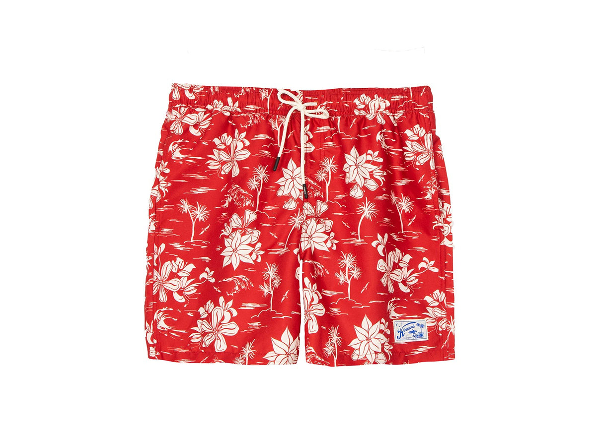 Kernowaii Atlas Swim Shorts 16""