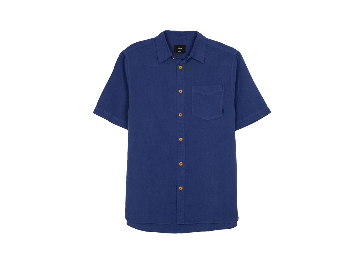 Lake Flax Short Sleeve Shirt