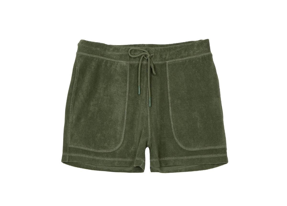 Robeston Towelling Short