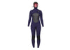 Women's Nieuwland 4mm Hooded Wetsuit