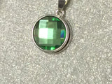 Crystal Peridot SHANNAH 18- 24 mm Snap Button
