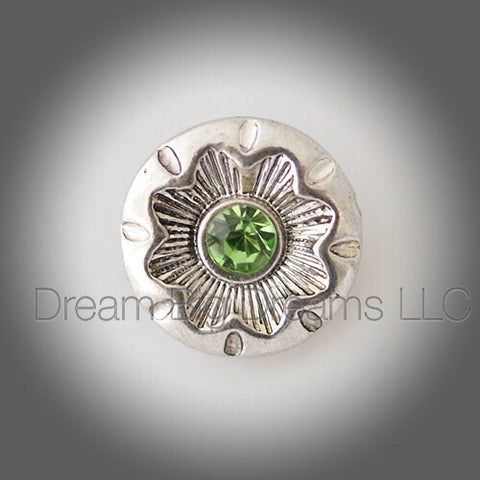 MARIA Flower Mini 12mm Snap Button