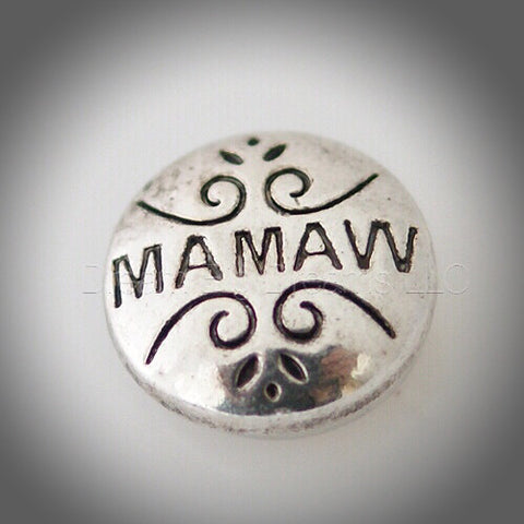 MA-Mamaw Mini 12mm Snap Button