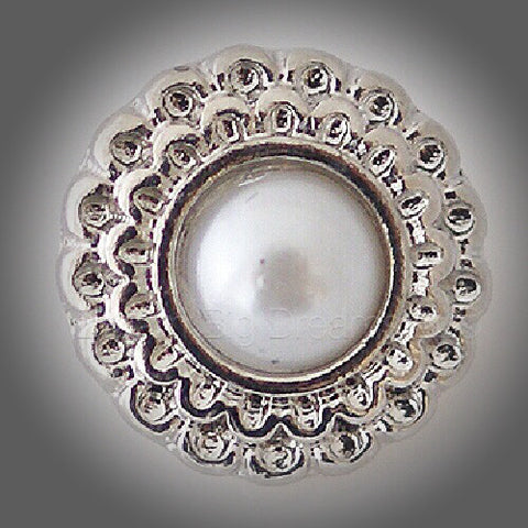 ZURI Pearl Mini 12mm Snap Button