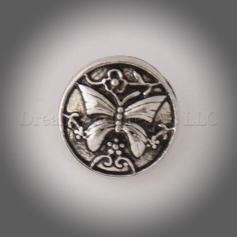 APPLE Butterfly  Mini 12mm Snap Button