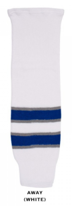 Away Hockey Socks