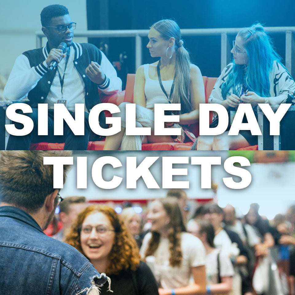 Single Day Tickets