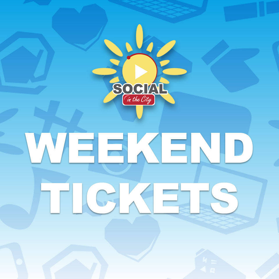 Weekend Ticket (2 Day)