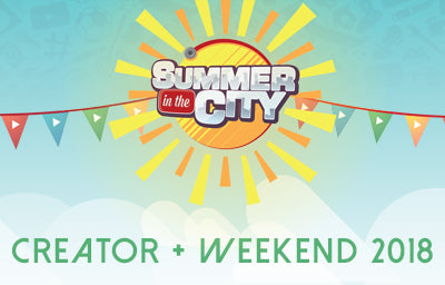 Creator Day + Weekend Entry SITC 2018