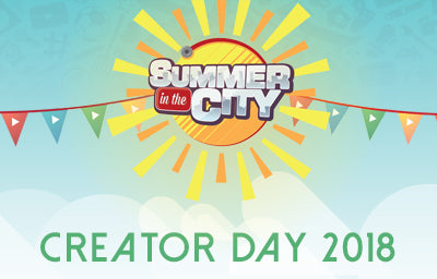 Creator Day Entry SITC 2018