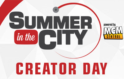 Creator Day Entry SITC 2017