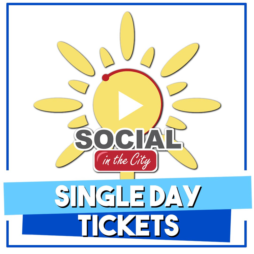 Single Day Tickets 2021