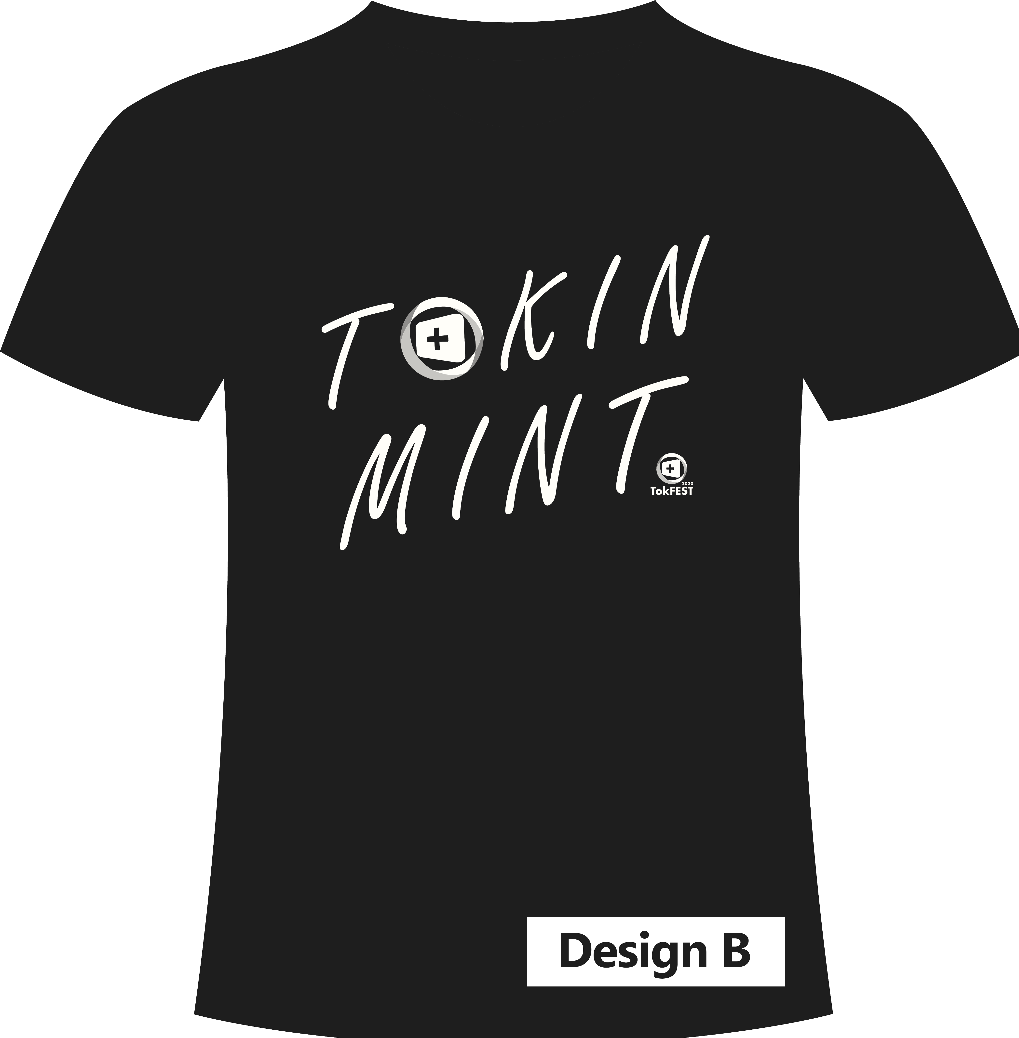 Official T-Shirt - Design B