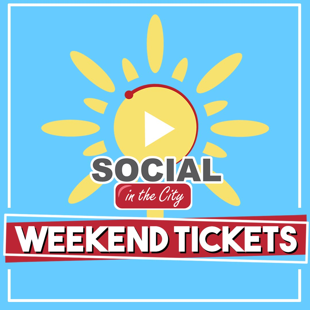Weekend Tickets 2021