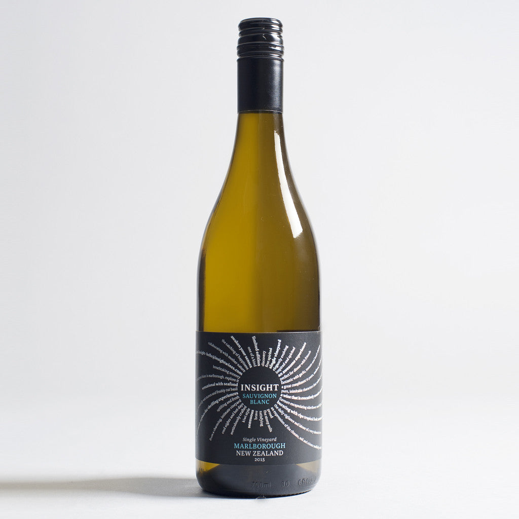 Sauvignon Blanc, Insight, Marlborough, New Zealand, 2019