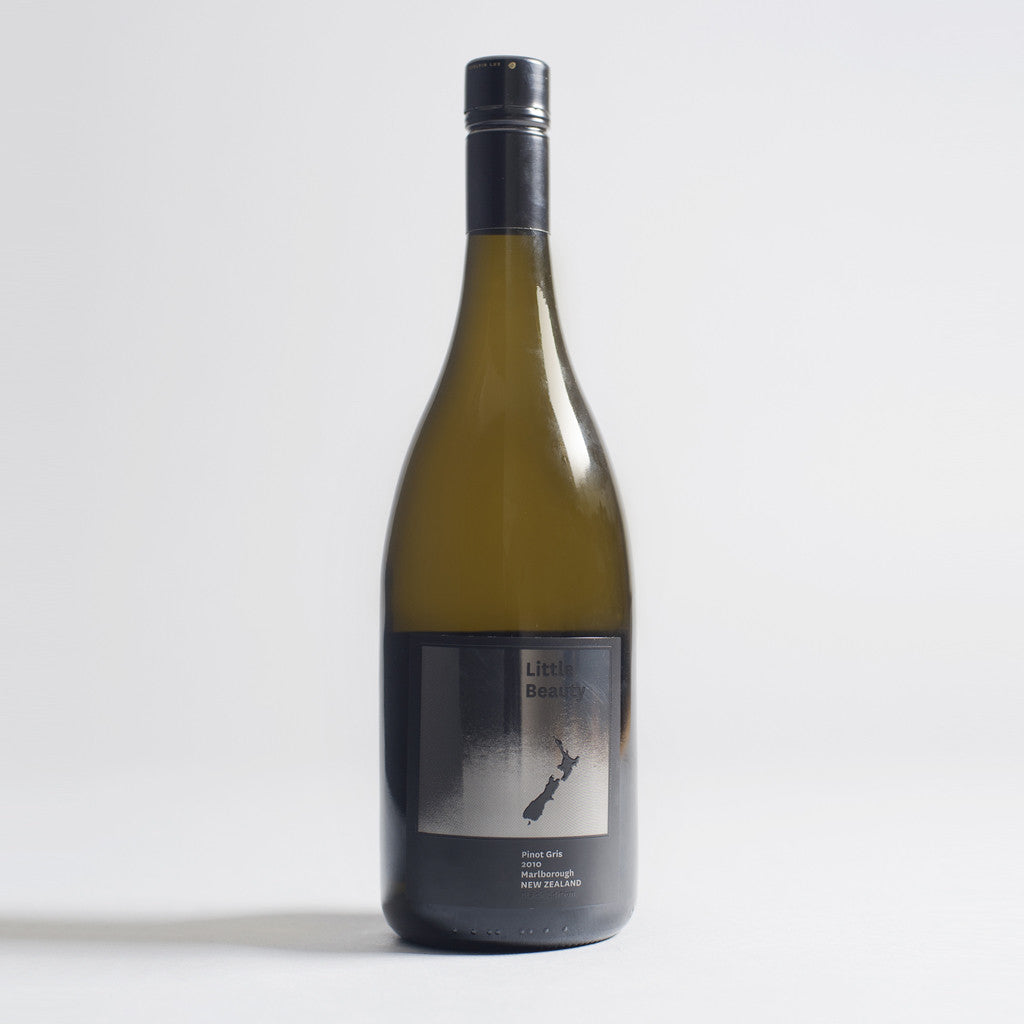 Pinot Gris, Black Edition Little Beauty, Marlborough, New Zealand 2012