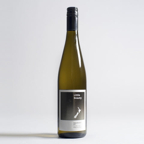 Gewurztraminer, Little Beauty, Marlborough, New Zealand 2011