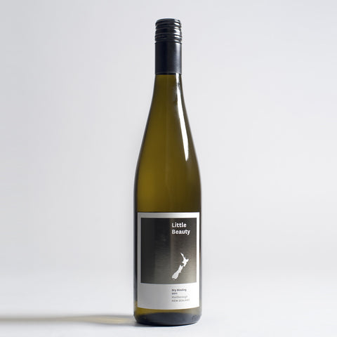 Dry Riesling, Little Beauty, Marlborough, New Zealand 2012