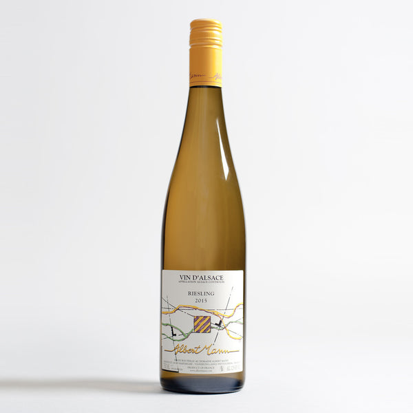 Riesling Tradition, Domaine Albert Mann, Alsace, France 2015